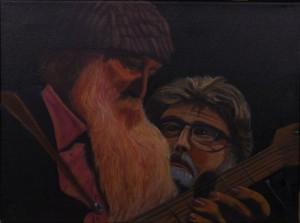 Billy Gibbons & Jay Boy Adams at Stubb's 11-12-06
