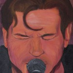 Kent Mings painting