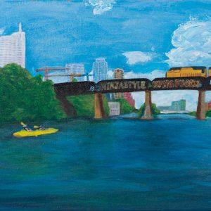 RR Bridge - Ninja Style