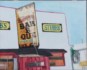 Stubb's Original, East Broadway