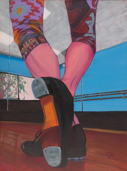 Sandy's Tap Shoes