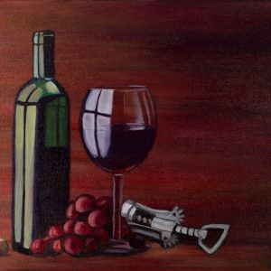 Wine Half Full