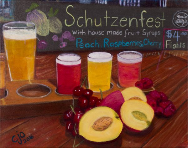 Beer Fruit Syrups