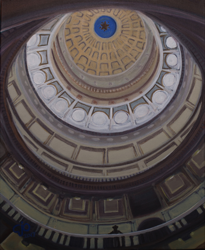 Texcas Capitol View