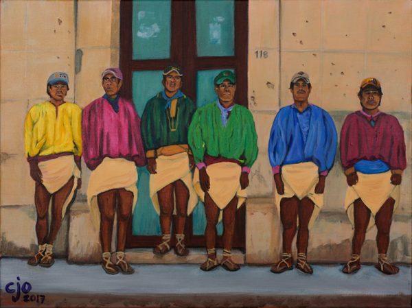 Raramuri Runners