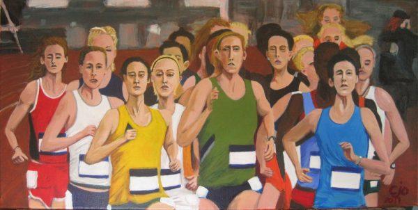 Women's 10K Finals