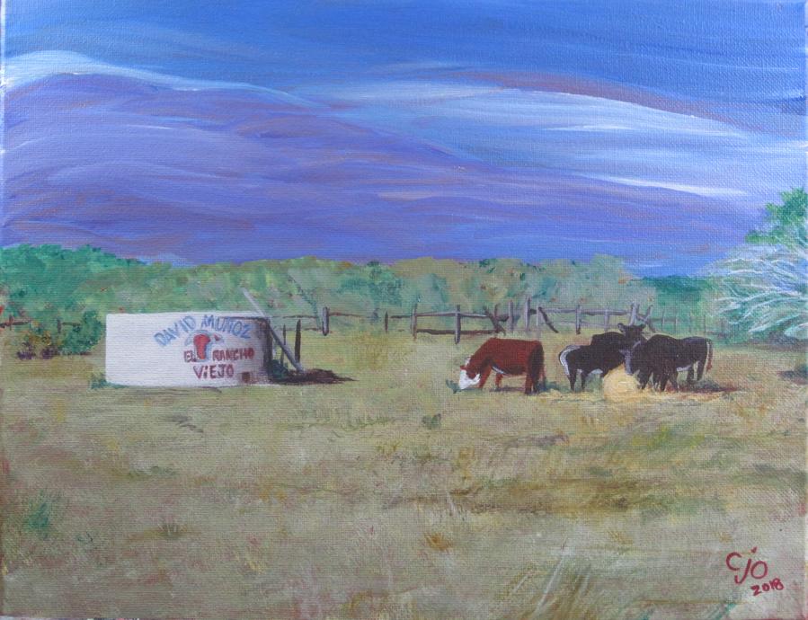 Rancho painting