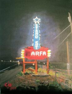 ARFA painting
